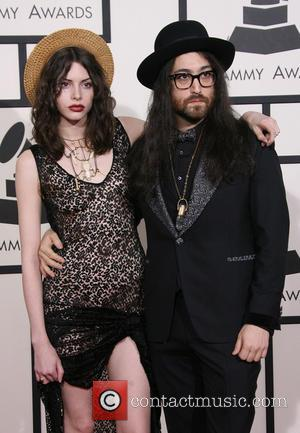 Charlotte Kemp Muhl and Sean Lennon - The 56th Annual GRAMMY Awards (2014) held at the Staples Center in Los...