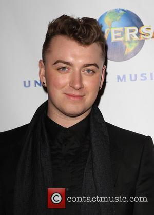 Sam Smith - Universal Music Group 2014 Post-Grammy Party At The Ace Hotel Theater - Los Angeles, California, United States...