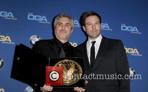 Alfonso Cuaron Improves His Oscar Chances Even Further With DGA Award Win