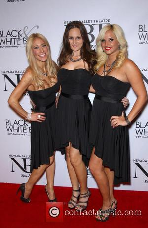 Bella Strings - Nevada Ballet Theater honors Florence Henderson as its Women Of The Year at the 30th Annual Black...
