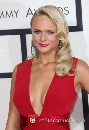 Miranda Lambert - The 56th Annual GRAMMY Awards held at the Staples Center - Arrivals - Los Angeles, California, United...