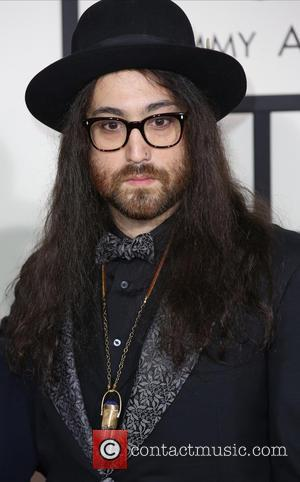 Sean Lennon - The 56th Annual GRAMMY Awards held at the Staples Center - Arrivals - Los Angeles, California, United...