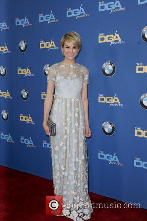 Chelsea Kane - The 66th Annual DGA Awards 2014 Arrivals - Los Angeles, California, United States - Sunday 26th January...
