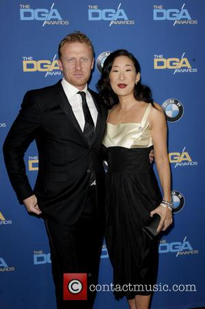 Kevin McKidd and Sandra Oh - The 66th Annual DGA Awards 2014 Arrivals - Los Angeles, California, United States -...