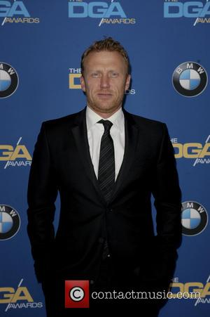 Kevin McKidd - The 66th Annual DGA Awards 2014 Arrivals - Los Angeles, California, United States - Sunday 26th January...