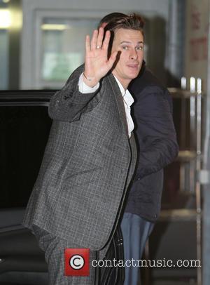 Lee Ryan - Lee Ryan outside the ITV studios - London, United Kingdom - Wednesday 29th January 2014