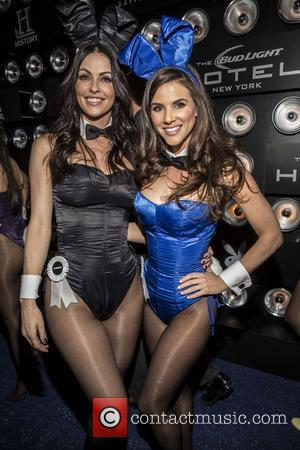 Playboy Bunnies - ***Special Live Performance by Nelly and Friends*** - New York, New York, United States - Saturday 1st...