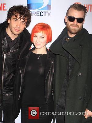 Paramore - DirecTV's 8th Annual Celebrity Beach Bowl held at Pier 40 - Arrivals - New York City, New York,...