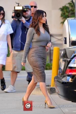 Kim Kardashian To Create Baby Clothing Collection