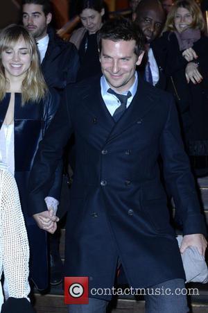 Jennifer Esposito and Bradley Cooper - 64th Berlin International Film Festival - Opening Night - Berlin, Germany - Thursday 6th...