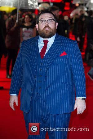Nick Frost - World premiere of 'Cuban Fury' - Arrivals