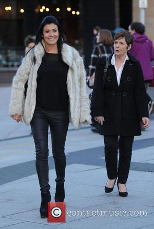 Kym Marsh and Pauline Marsh - Kym Marsh takes her daughter Emily Mae to audition for 'Britains Got Talent' in...
