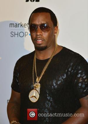 P Diddy - Team Fat Joe celebrates Market America launch