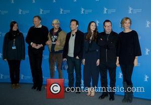 Lars Von Trier, Uma Thurman, Stacey Martin, Stellan Skarsgard, Christian Slater, Shia Labeouf and Louise Vesth