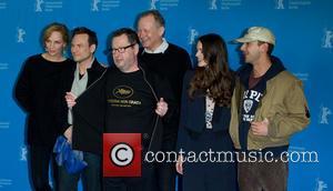 Lars Von Trier, Uma Thurman, Stacey Martin, Stellan Skarsgard, Christian Slater and Shia Labeouf