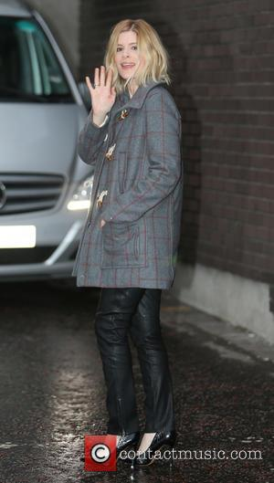 Kate Mara - Kate Mara outside the ITV Studios - London, United Kingdom - Monday 10th February 2014