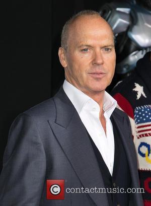 Michael Keaton - LA Premiere Of RoboCop