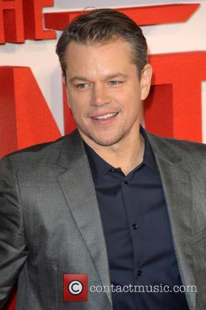 Matt Damon: 'Kids Have Turned My Hair Grey'