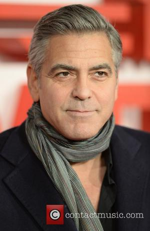 "George Clooney Created Pro Sony Petition But ""Nobody Stood Up"""