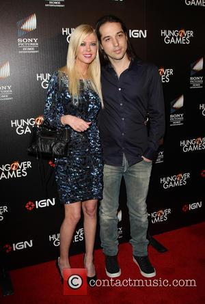 Tara Reid and Erez Eisen