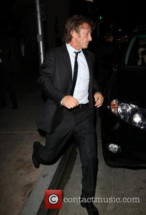 Sean Penn And Charlize Theron Party Together At Madonna's Oscars Bash