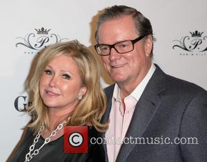 Kathy Hilton and Rick Hilton - Celebrities attend Paris Hilton's Birthday Party at Greystone Manor. - Los Angeles, California, United...