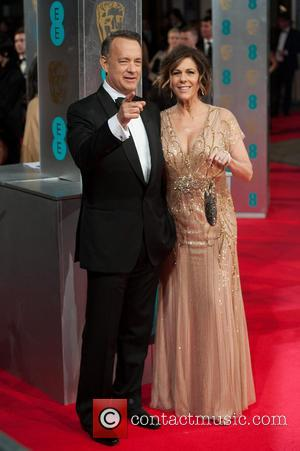 Tom Hanks and Rita Wilson - EE British Academy Film Awards (BAFTA) held at the Royal Opera House - Arrivals....