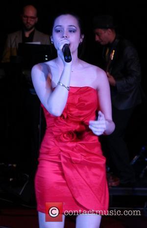 Hayley Orrantia - 'The Goldbergs' star Hayley Orrantia celebrates her birthday during jazz night at The W Hotel in Hollywood....