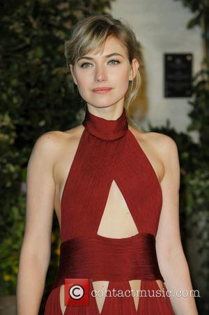 Imogen Poots - EE British Academy Film Awards 2014 (BAFTA) - Afterparty - London, United Kingdom - Sunday 16th February...