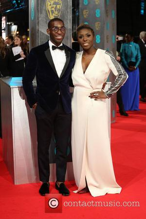 Tinie Tempah and Laura Mvula - British Academy Film Awards (BAFTA) 2014 held at the Royal Opera House - Arrivals...
