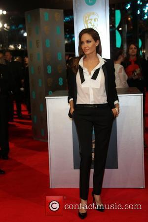 Angelina Jolie Makes Surprise Trip To Lebanon