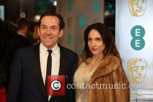 Ben Miller and Jessica Parker - EE British Academy Film Awards (BAFTA) 2014 held at the Royal Opera House -...