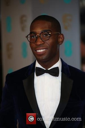 Tinie Tempah - EE British Academy Film Awards (BAFTA) 2014 held at the Royal Opera House - Arrivals - London,...
