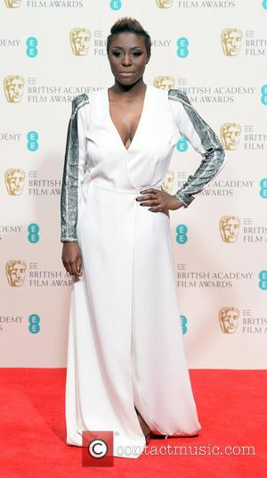 Laura Mvula - EE British Academy Film Awards (BAFTA) 2014 held at the Royal Opera House - Pressroom - London,...