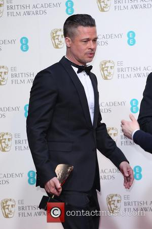 Brad Pitt - British Academy Film Awards (BAFTA) 2014 held at the Royal Opera House - Press Room - London,...