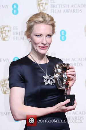 Cate Blanchett - British Academy Film Awards (BAFTA) 2014 held at the Royal Opera House - Press Room - London,...
