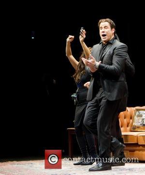 Adela Dazeem? John Travolta Fluffs Idina Menzel's Name In Hilarious Oscars Introduction [Video]