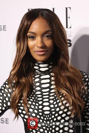 Jourdan Dunn - Elle Style Awards 2014 held at One Embankment - Arrivals - London, United Kingdom - Tuesday 18th...