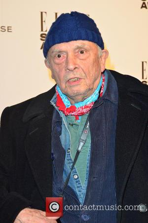 DAVID BAILEY - ELLE Style Awards held at One Embankment - Arrivals - London, United Kingdom - Tuesday 18th February...