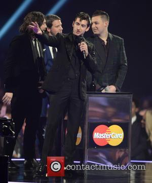 Brit Awards, Arctic Monkeys