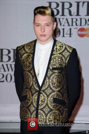 John Newman - The Brit Awards (Brit's) 2014 held at the O2 - Arrivals - London, United Kingdom - Wednesday...