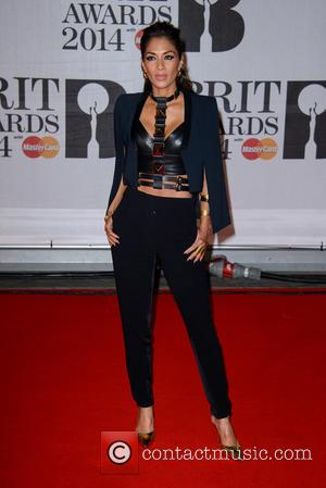 Nicole Scherzinger - The Brit Awards (Brit's) 2014 held at the O2 - Arrivals - London, United Kingdom - Wednesday...