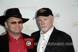 Micky Dolenz and Mike Love