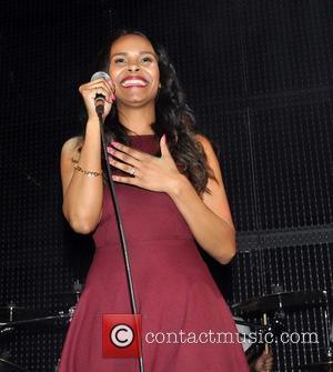 Samantha Mumba - Singer and actress Samantha Mumba preforming live on her Dublin date of her Irish tour at The...