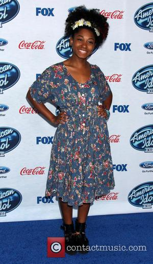 Majesty Rose - American Idol Season 13 finalists party held at Fig & Olive in West Holywood - Arrivals -...