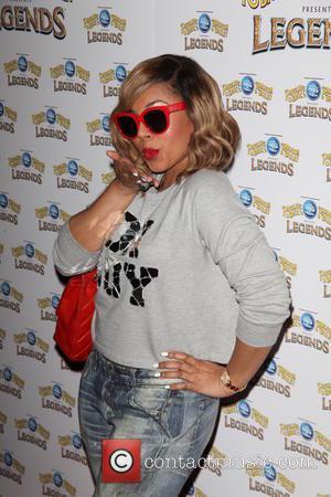 Ashanti - Ringling Bros. and Barnum & Bailey presents Legends VIP night at Barclays Center - New York City, New...