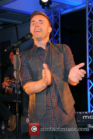 Gary Barlow - Gary Barlow performing a private unplugged concert to promote his latest CD 'Since I Saw You Last'...