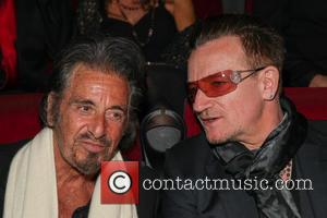 Liam Neeson: 'Bono Helped My Sons Deal With Their Mum's Death'