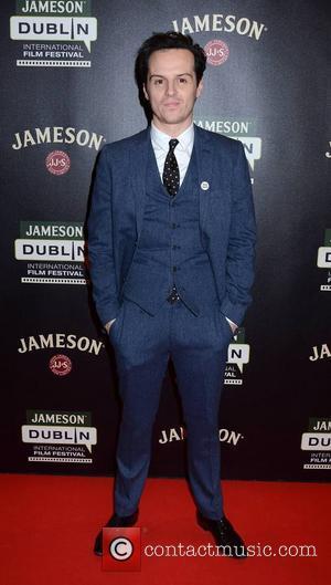 Andrew Scott - 2014 Jameson Dublin International Film Festival - 'The Stag' - Screening - Dublin, Ireland - Sunday 23rd...