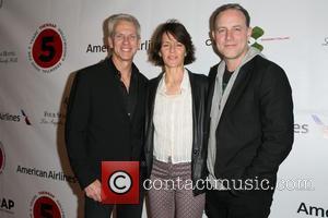 Chris Sanders, Kristine Belson and Kirk Demicco
